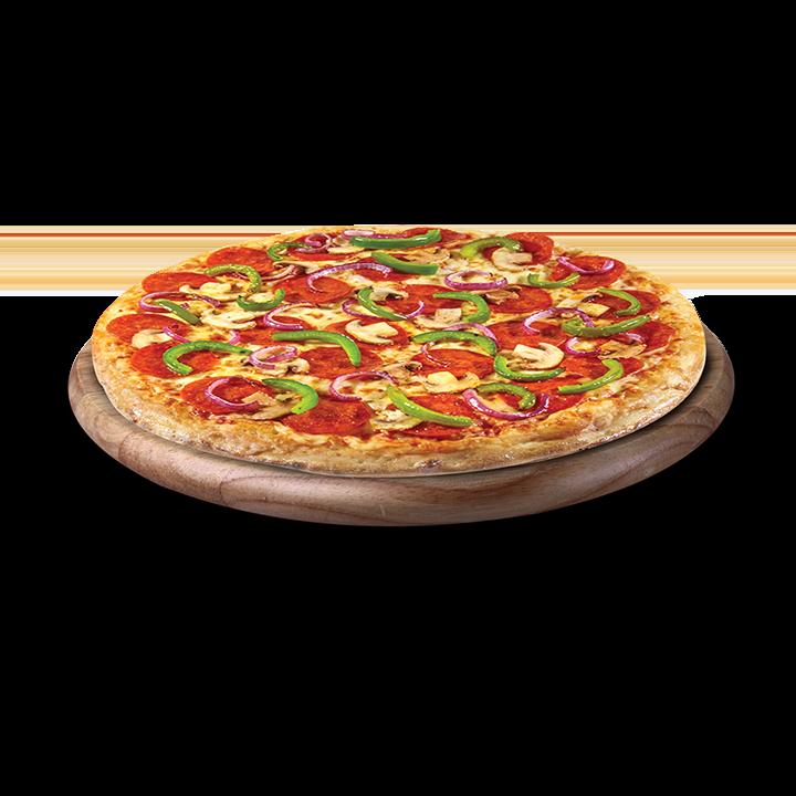 Favourite Pizzas